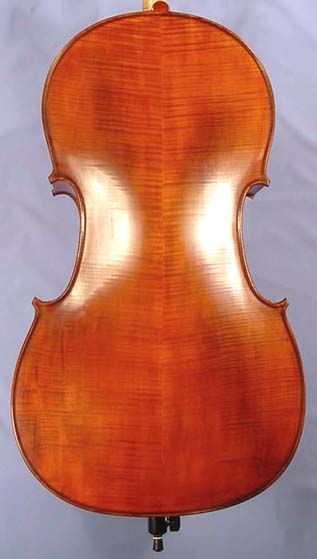 Student/Beginner 'GENIAL 1-Oil' 1/8 Cellos