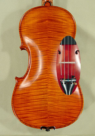 4/4 MAESTRO VASILE GLIGA Five Strings Violin - by Gliga