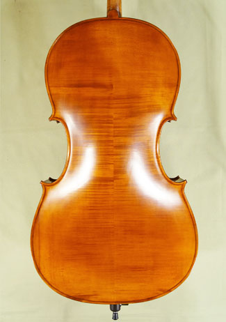 Antiqued 7/8 ADVANCED Student 'GEMS 2' Cello - by Gliga