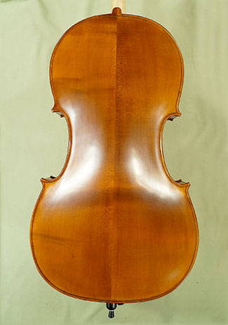 Antiqued 4/4 School 'GENIAL 1-Oil' Cello - by Gliga