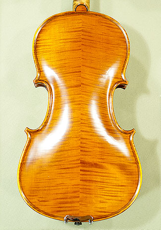 Antiqued 3/4 PROFESSIONAL 'GAMA Super' Violin - by Gliga