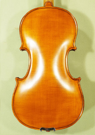 Antiqued 4/4 Student 'GLORIA 2' One Piece Back Violin - by Gliga