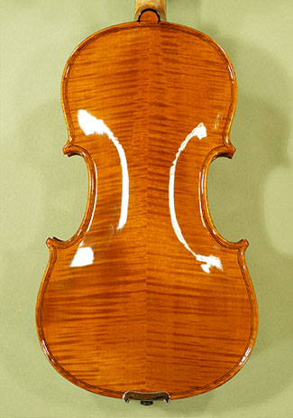 Shiny Antiqued 4/4 MAESTRO GLIGA Violin - by Gliga