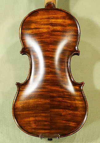 Stained Antiqued 1/4 WORKSHOP 'GEMS 1' Violin - by Gliga