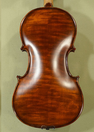 "Stained Antiqued 15.5"" Student 'GEMS 2' Viola - by Gliga"