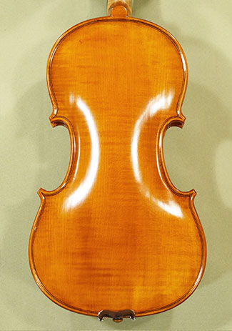 Antiqued 4/4 Student 'GLORIA 1' One Piece Back Violin - by Gliga