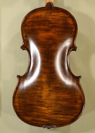 "Stained Antiqued 16.5"" Student 'GEMS 2' Viola  - by Gliga"