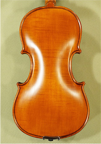 Antiqued 3/4 Student 'GEMS 2' One Piece Back Violin  - by Gliga