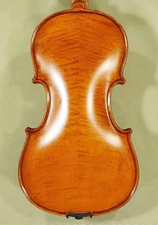 Antiqued 3/4 WORKSHOP 'GEMS 1' Bird's Eye Maple Violin - by Glig