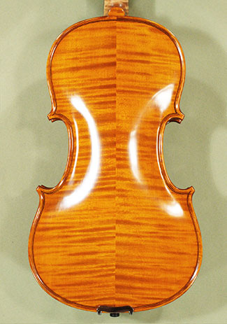 4/4 PROFESSIONAL 'GAMA' Painted Horse Violin - by Gliga