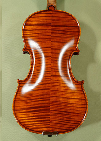 Antiqued 4/4 MAESTRO GLIGA Left Handed Violin - by Gliga