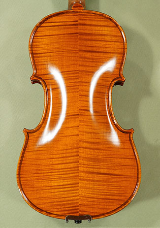 4/4 PROFESSIONAL 'GAMA' Left Handed Violin - by Gliga