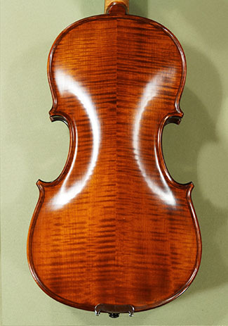 Antiqued 7/8 PROFESSIONAL 'GAMA' Violin - by Gliga