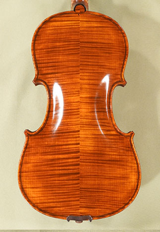 Spirit Varnish Antiqued 4/4 CERUTI MAESTRO Violin - by Gliga