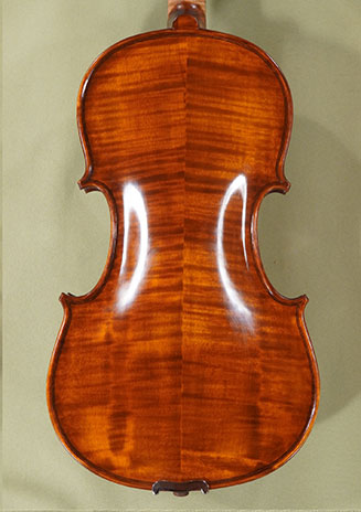 Spirit Varnish Antiqued 4/4 CERUTI CONCERT Violin - by Gliga