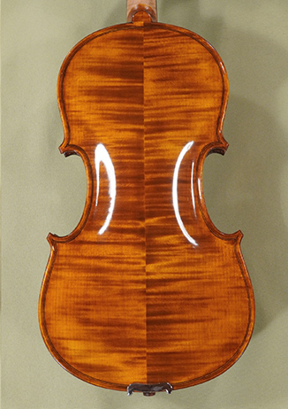 Spirit Varnish Antiqued 4/4 WORKSHOP 'GEMS 1' Violin - by Gliga