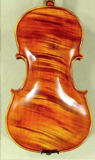 Antiqued 3/4 MAESTRO GLIGA Wild Maple One Piece Back Violin on sale