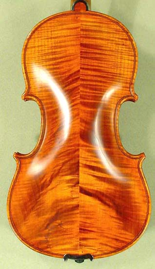 1/4 MAESTRO VASILE GLIGA Wild Maple Violin on sale