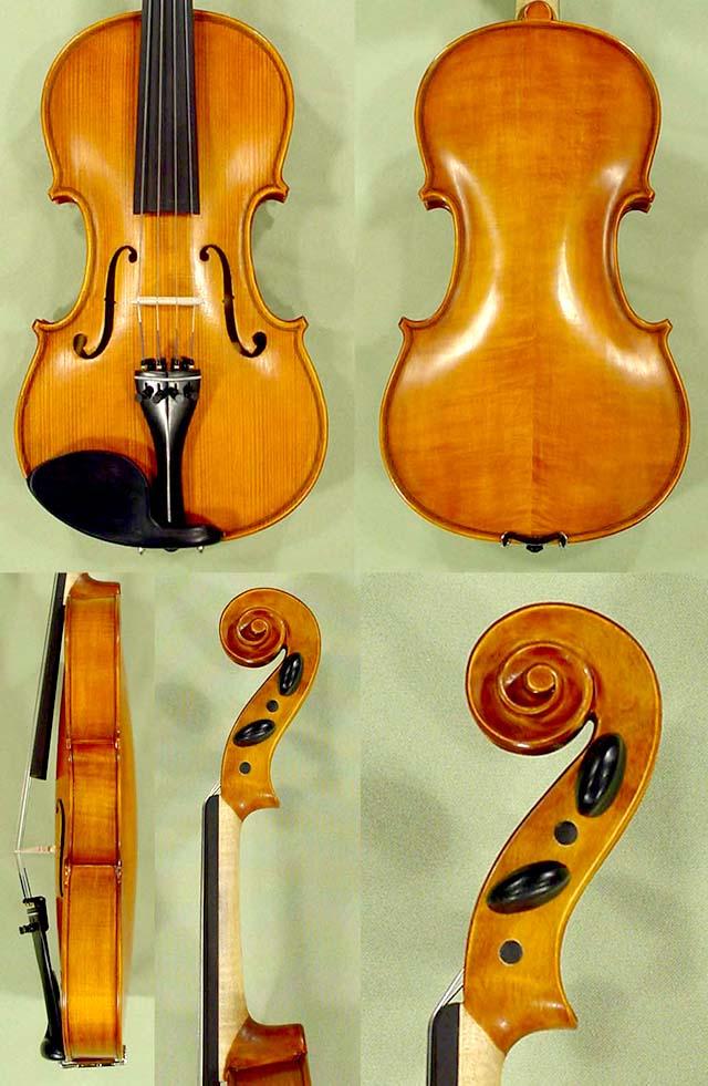 """Antiqued 14"""" School 'GENIAL 1-Oil' Viola"""