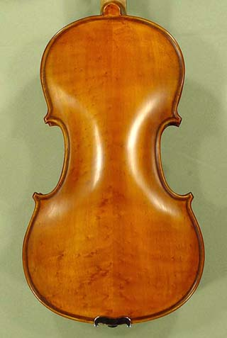 Antiqued 4/4 School 'GENIAL 1-Oil Special' Bird's Eye Maple Violin on sale