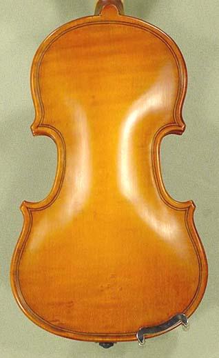 Antiqued 1/32 School \'GENIAL 1-Oil\' One Piece Back Violin on sale