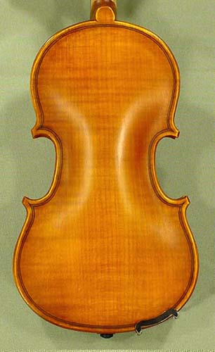 Antiqued 1/16 School \'GENIAL 1-Oil\' One Piece Back Violin on sale