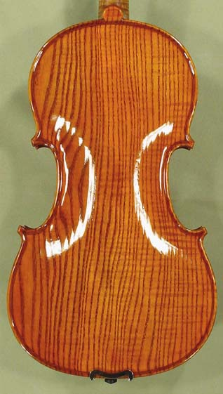 UNIQUE 4/4 PROFESSIONAL 'GAMA' Ash One Piece Back Violin on sale