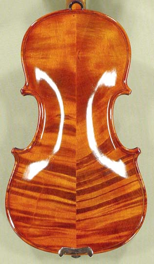 1/8 PROFESSIONAL 'GAMA' Wild Maple Violin on sale