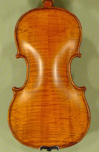 Antiqued 1/2 WORKSHOP 'GEMS 1' Bird's Eye Maple Violin on sale
