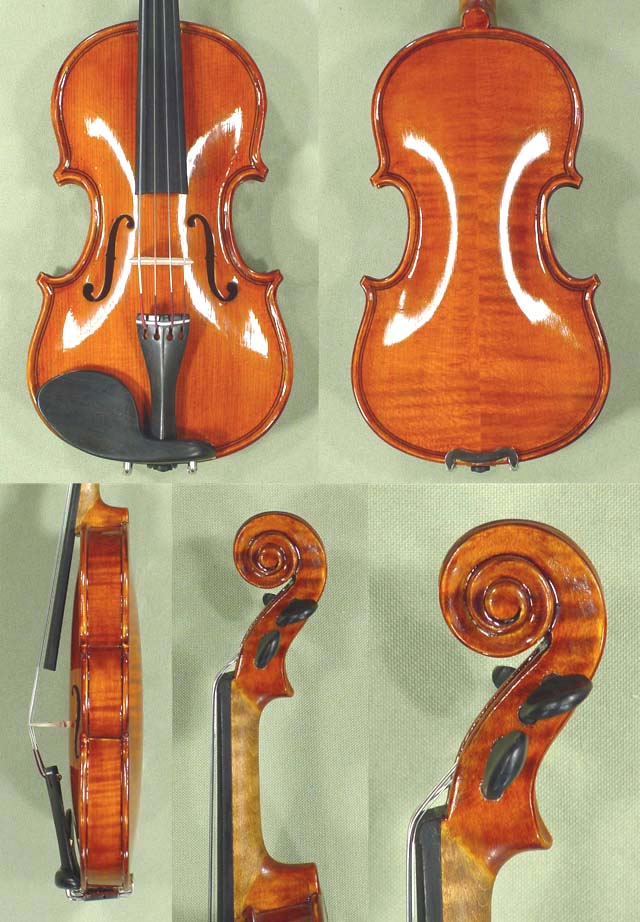 Shiny 1/32 ADVANCED Student 'GEMS 2' Violin