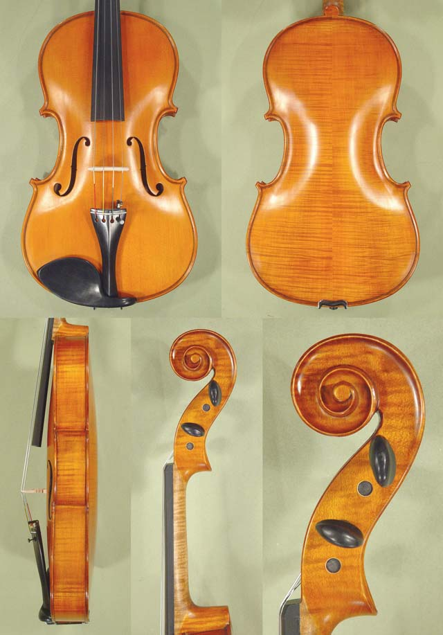 how to choose a viola