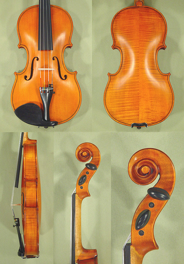 "Antiqued 12"" WORKSHOP 'GEMS 1' Viola"