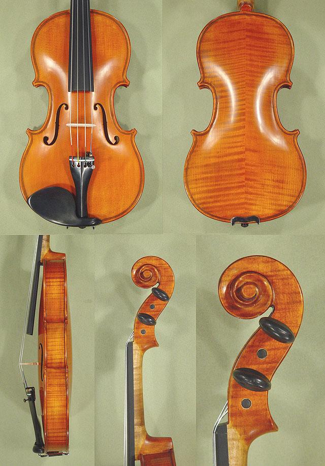 """Antiqued 12"""" WORKSHOP 'GEMS 1' Viola"""