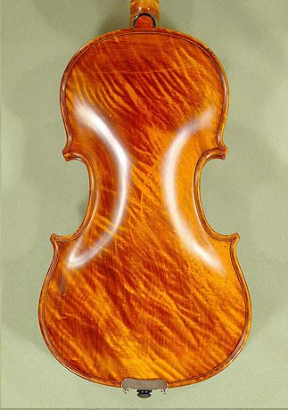 1/4 MAESTRO VASILE GLIGA Wild Maple One Piece Back Violin on sale