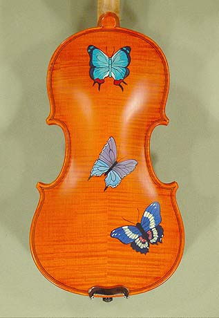 1/4 WORKSHOP 'GEMS 1' Butterflies Violin on sale