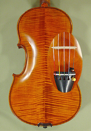 4/4 PROFESSIONAL 'GAMA' Five Strings Violin Guarneri Model on sale