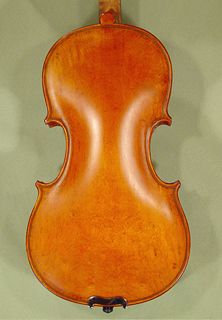 Antiqued 1/2 ADVANCED Student 'GEMS 2' Bird's Eye Maple One Piece Back Violin on sale