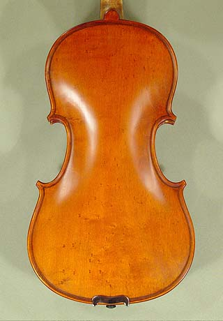 3/4 ADVANCED Student 'GEMS 2' Bird's Eye Maple One Piece Back Violin on sale