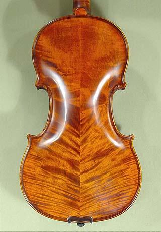 4/4 PROFESSIONAL \'GAMA\' Wild Maple Violin on sale