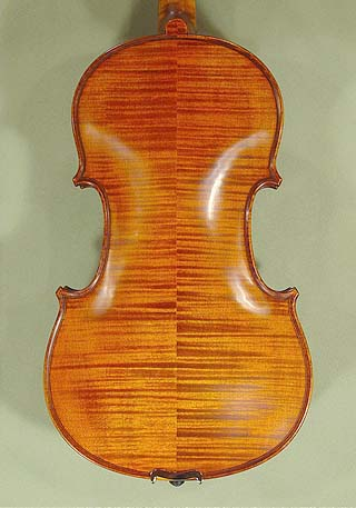 4/4 PROFESSIONAL 'GAMA' Left Handed Violin Guarneri Model on sale
