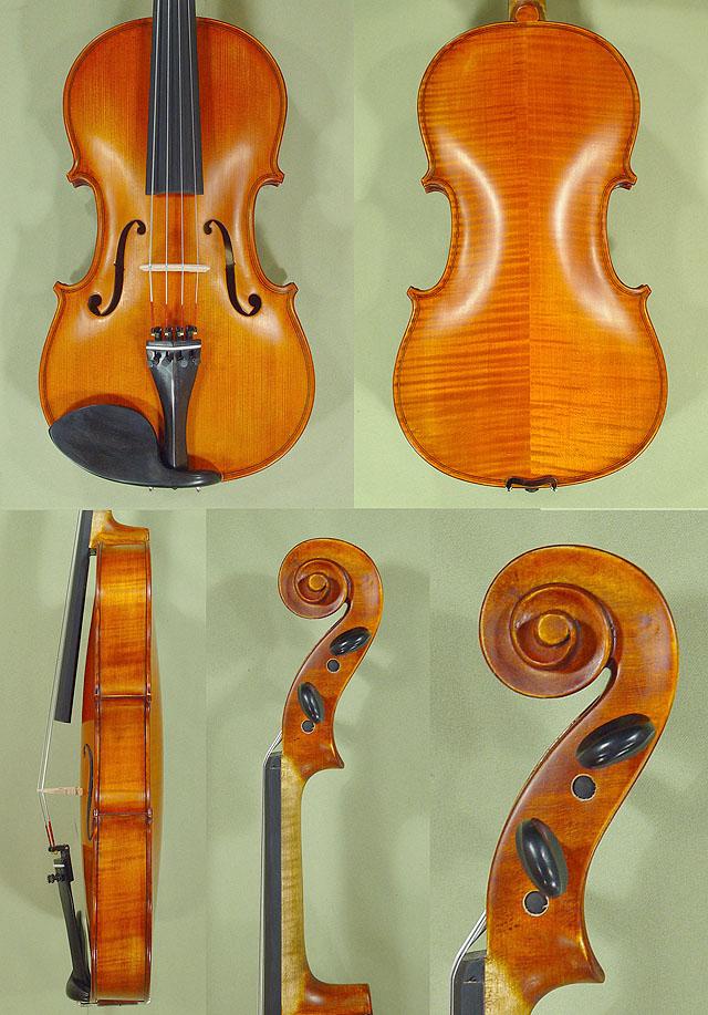 "Antiqued 15.5"" ADVANCED Student 'GEMS 2' Viola"