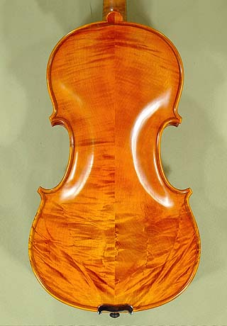 4/4 PROFESSIONAL 'GAMA' Wild Maple Violin on sale