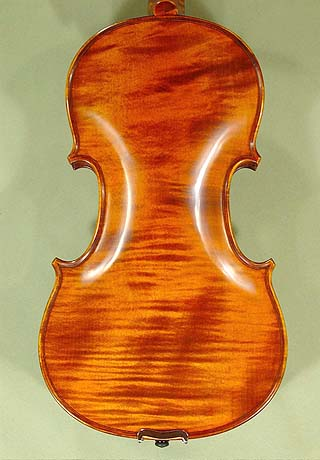 4/4 PROFESSIONAL 'GAMA' Wild Maple One Piece Back Violin on sale