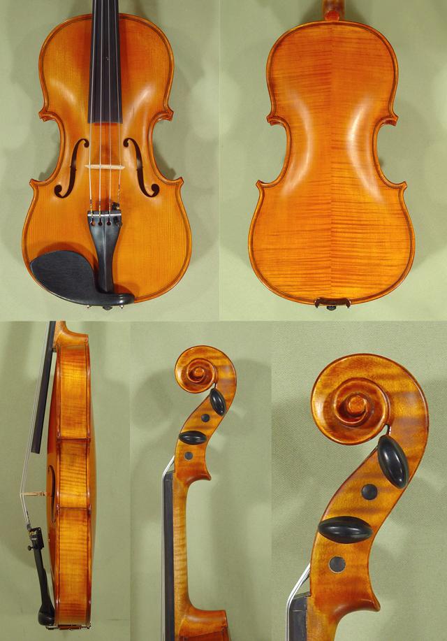 Antiqued 3/4 WORKSHOP 'GEMS 1' Violin