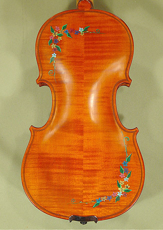 1/2 WORKSHOP 'GEMS 1' Flowers Violin on sale