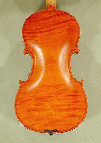 4/4 WORKSHOP 'GEMS 1' Wild Maple One Piece Back Violin on sale