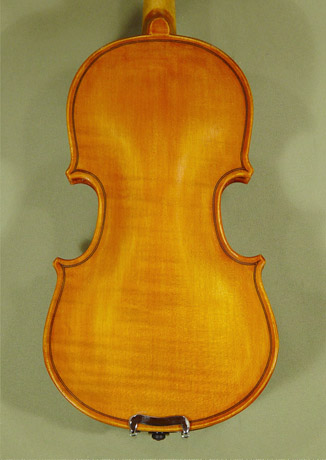 Antiqued 1/16 School 'GENIAL 1-Oil' One Piece Back Violin on sale