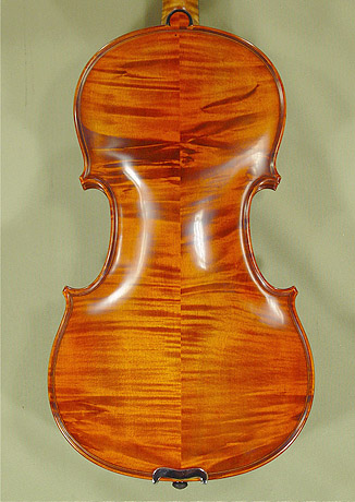 4/4 PROFESSIONAL 'GAMA' Wild Maple Violin  on sale
