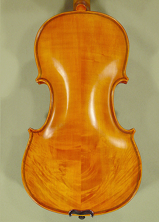 Antiqued 4/4 School 'GENIAL 1-Oil' Wild Maple Violin on sale