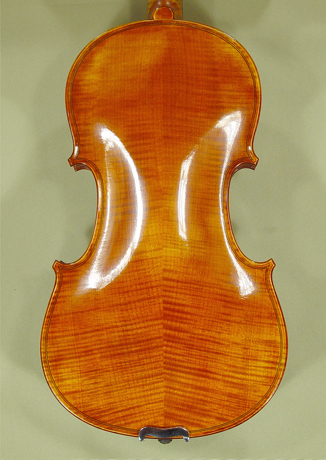 Regular Spirit Varnish 4/4 WORKSHOP 'GEMS 1' Violin - 'Feel the Grain!' on sale